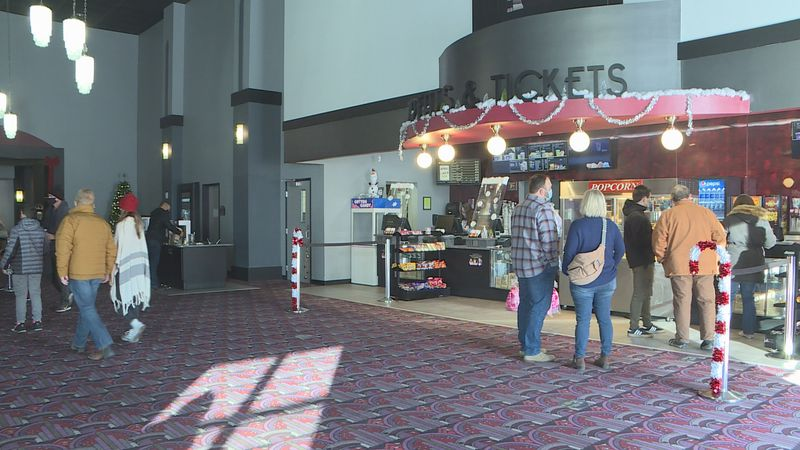 Christmas is one of the busiest days for B&B Theaters in Ozarks and even today, with pandemic...