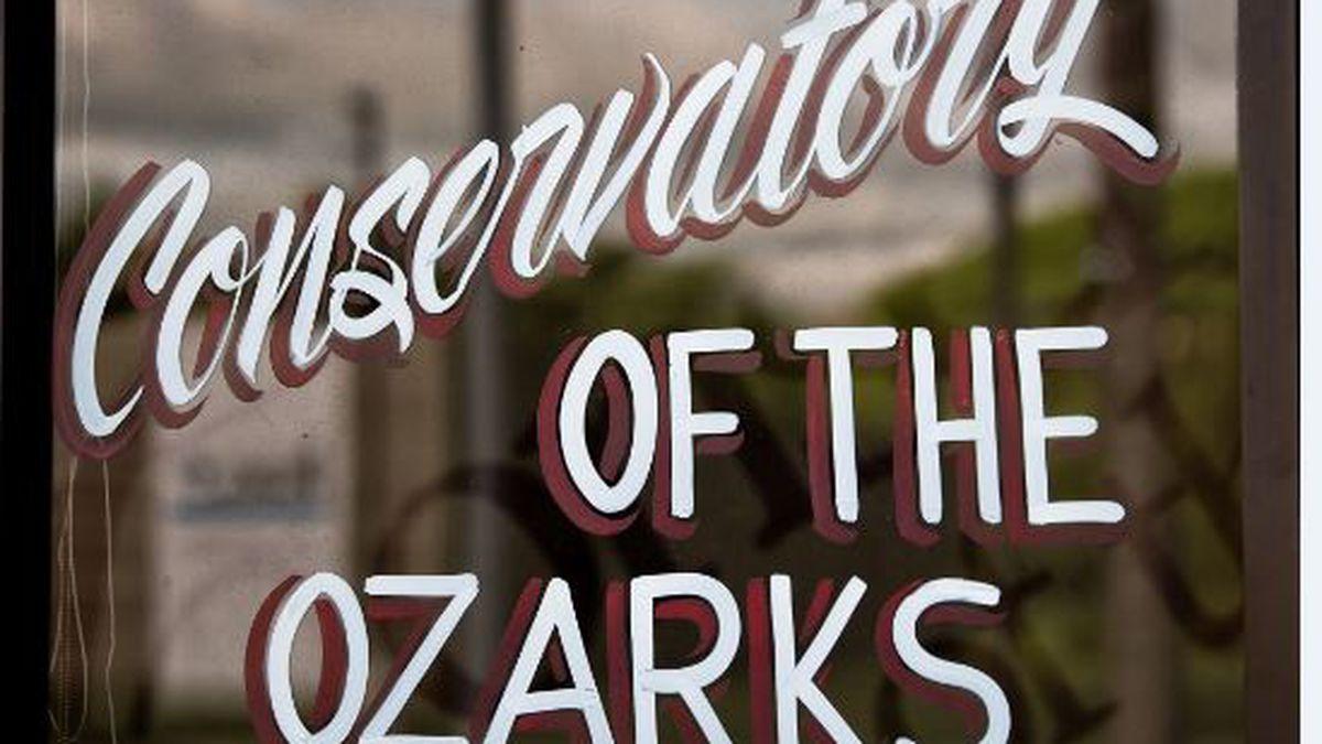 Courtesy:  Conservatory of the Ozarks