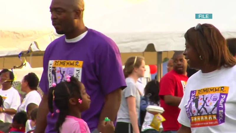 American Cancer Society representative, Ryan Cox, talked to Daniel Posey about how Relay for...