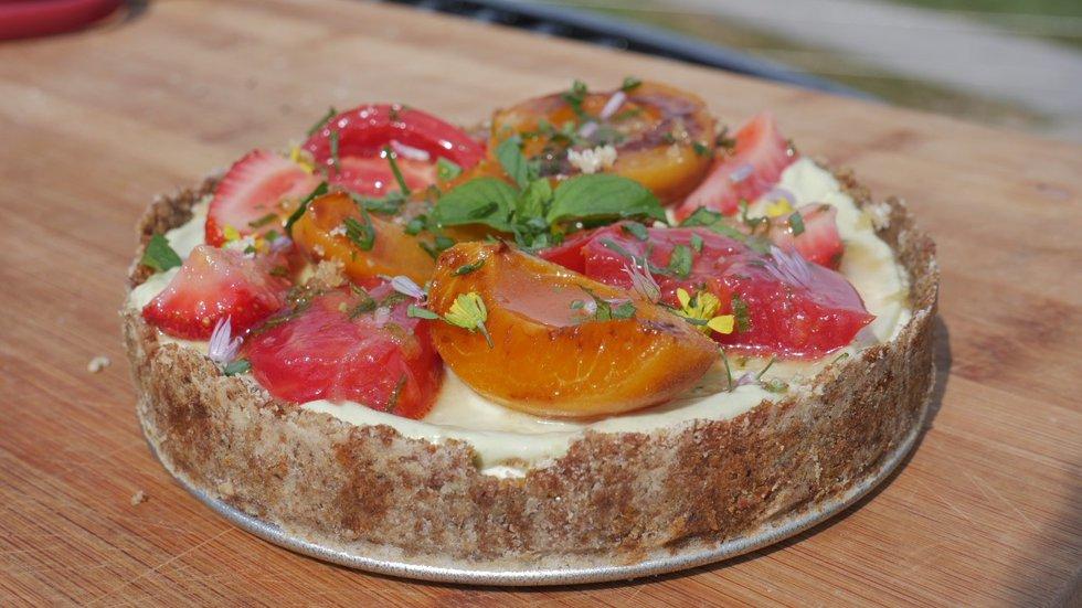 Recipe courtesy: Chef Anna Davis