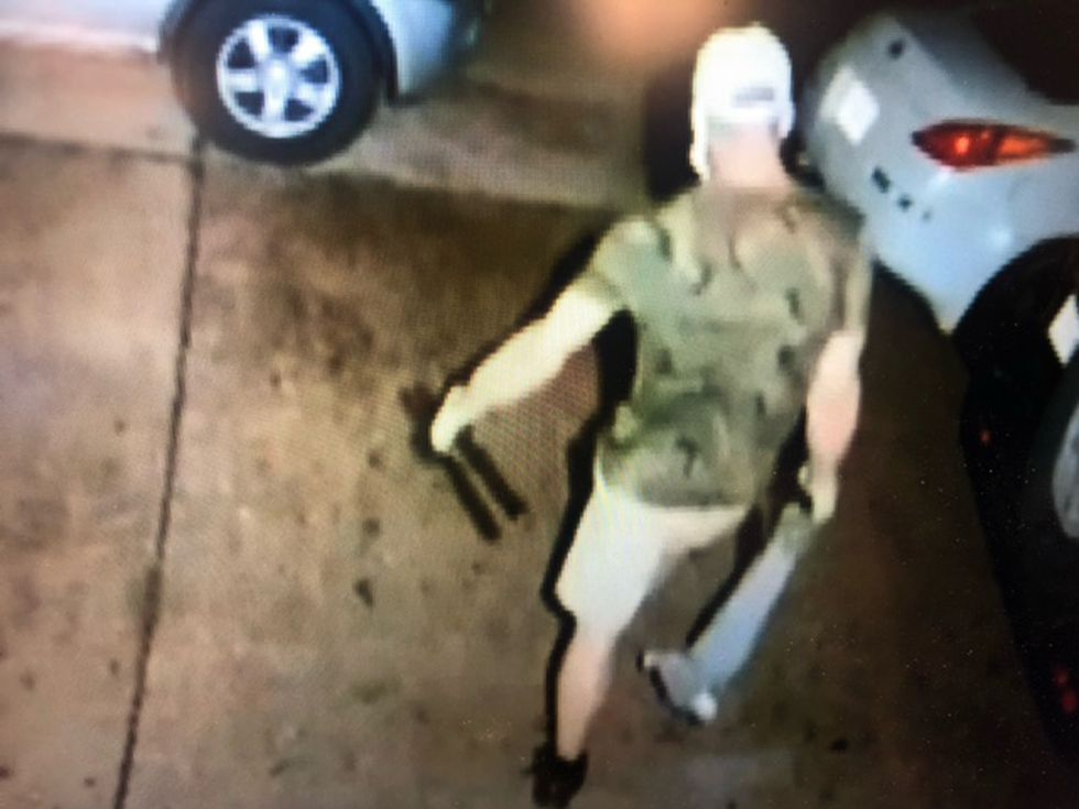 The man stole a car jack worth $200 - $300 from an east Springfield garage.