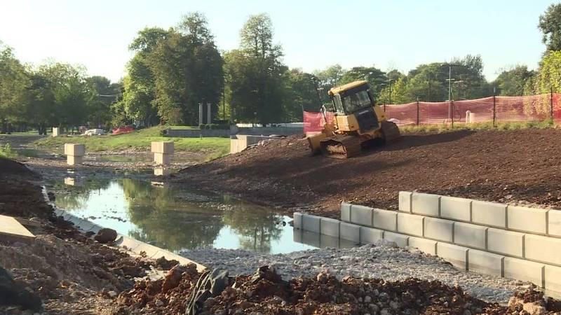 Fassnight Creek Stormwater Improvement Project