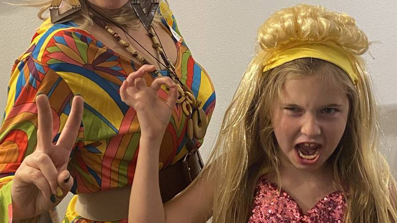 Families can get Halloween costumes for the whole family on a budget at Goodwill.