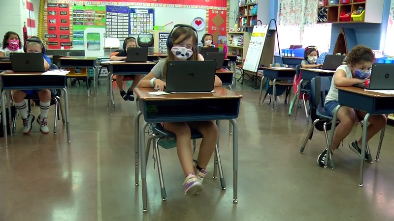 It's time to go back to school for many kids in the Ozarks. As you're out on your morning...