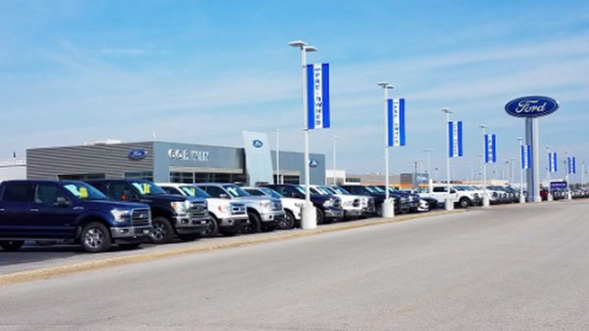 Despite Stay At Home Order Dealerships And Auto Repair Shops Are Open For Business