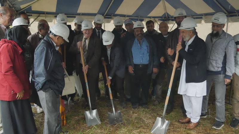A new mosque is in the works for Springfield. Muslim community members and city leaders...