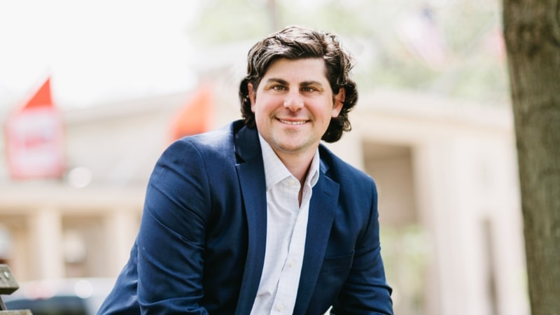 Spencer Toder works in real estate and also is CEO of Atrial Innovations, a medical device...
