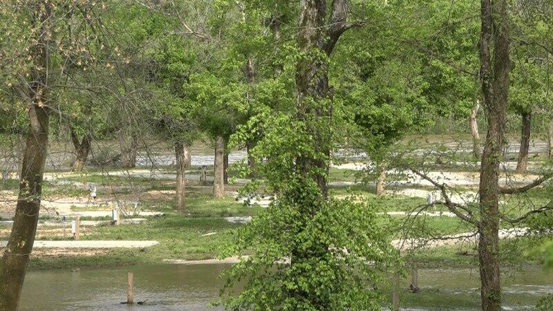 James River in Galena, MO.