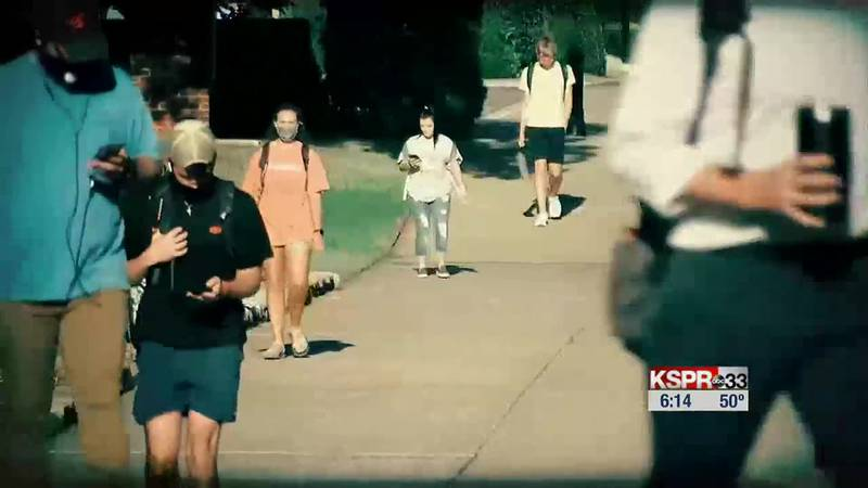 Video: Helping college students cope with depression