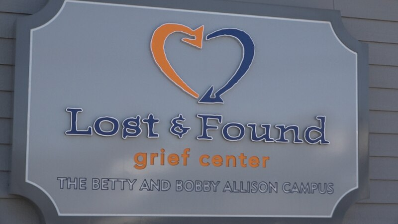 Lost and Found Grief Center