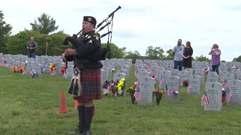 After being cancelled last year because of the COVID-19 pandemic, Memorial Day ceremonies were...