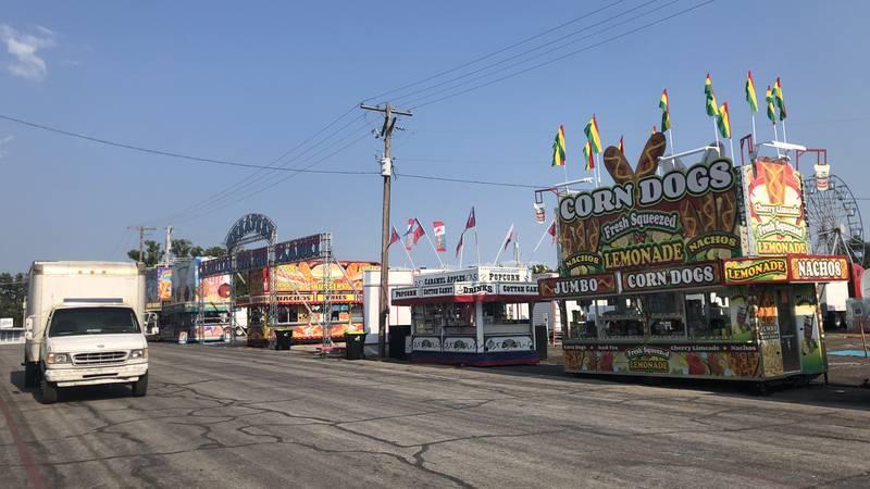 Ozark fair starts food inspections