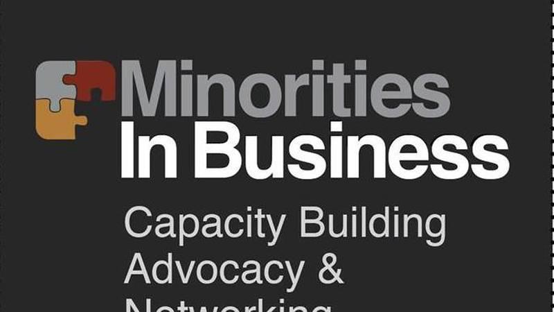 Minorities in Business logo