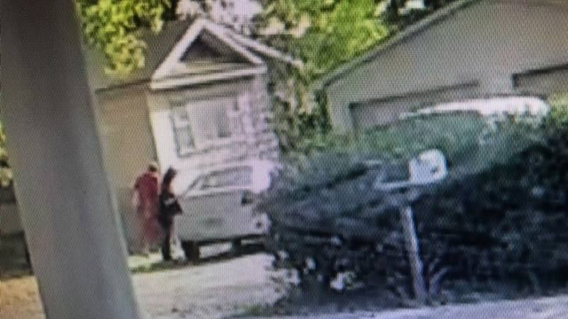 The victim reported $500 in jewelry and a 65-inch TV as stolen, along with two old vehicles...