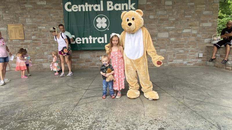 July 10, 2021- The Springfield-Greene County Park Board hosts the annual Teddy Bears Picnic at...