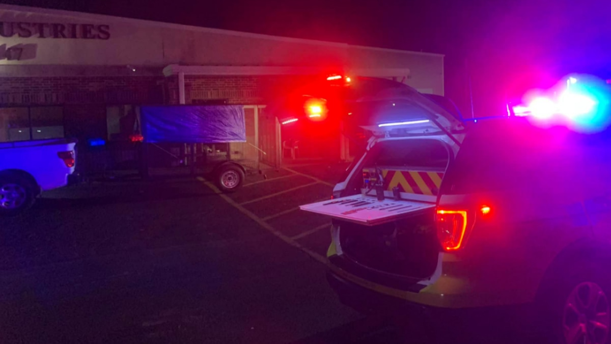 Crews responded to a small fire Friday night at a Taney County business, and the damage appears...