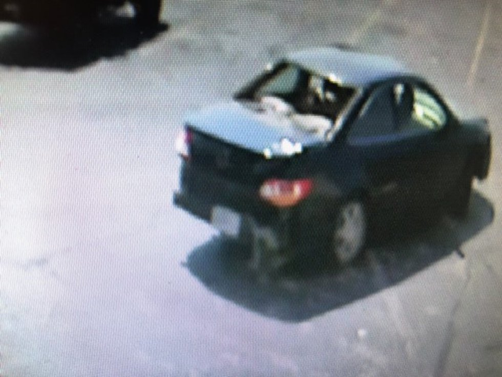 Greene County investigators want to find this vehicle.