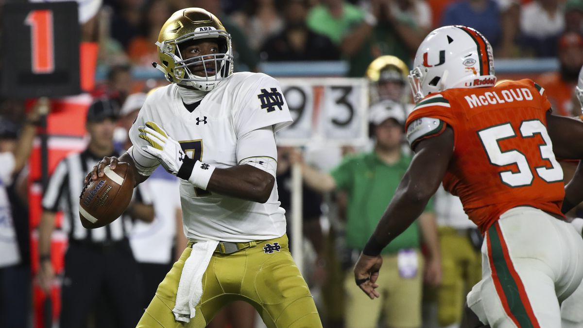 The ACC has released its football schedule featuring Notre Dame, who are giving up their coveted football independence and competing for the ACC title this season.
