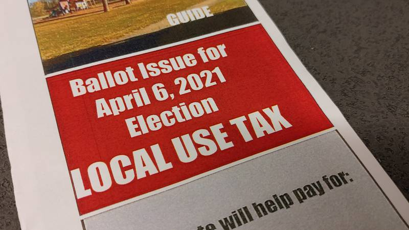 Use tax on ballots in Wright County