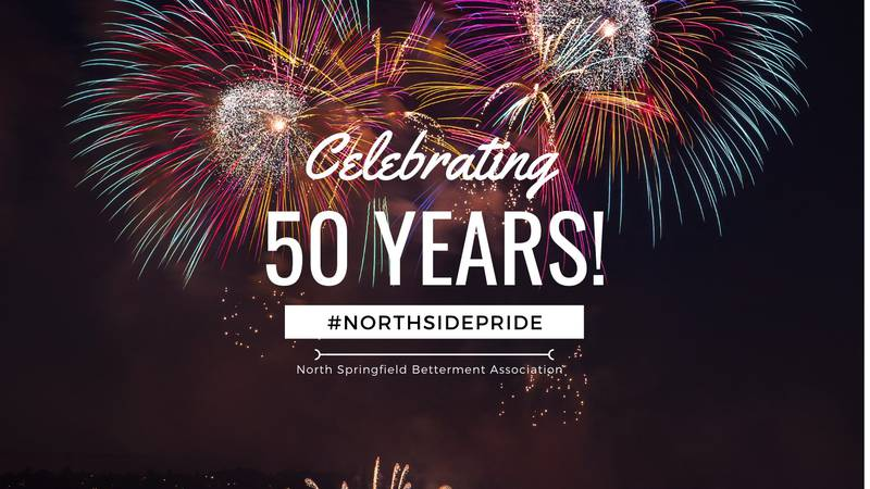 The North Springfield Betterment Association will celebrate a half-century of service to the...