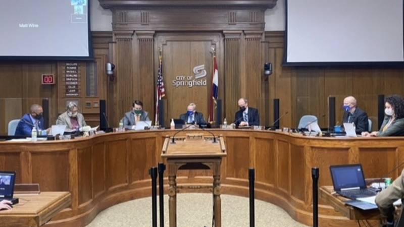 Springfield City Council/KYTV