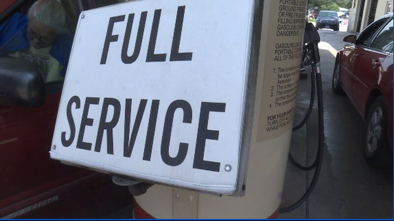 One of the last remaining full service gas stations in Springfield is closing next Thursday....