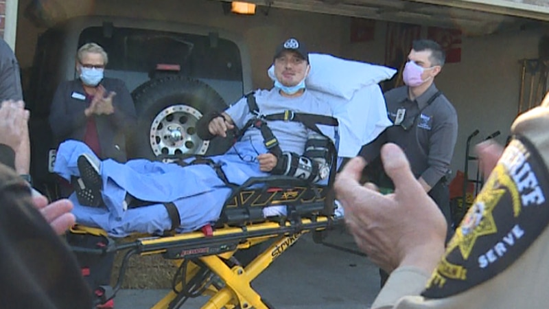 Greene Co. Lt. Steve Westbrook, a 24 year-old veteran of the force, was released from the...