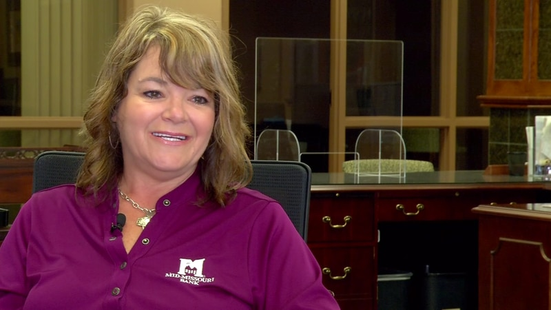 Banker stops Ozarks woman from giving entire savings to scammer.