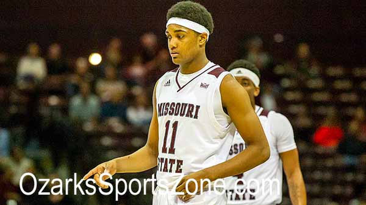 The Bears Isiaih Mosley earns Valley player of the week honor.