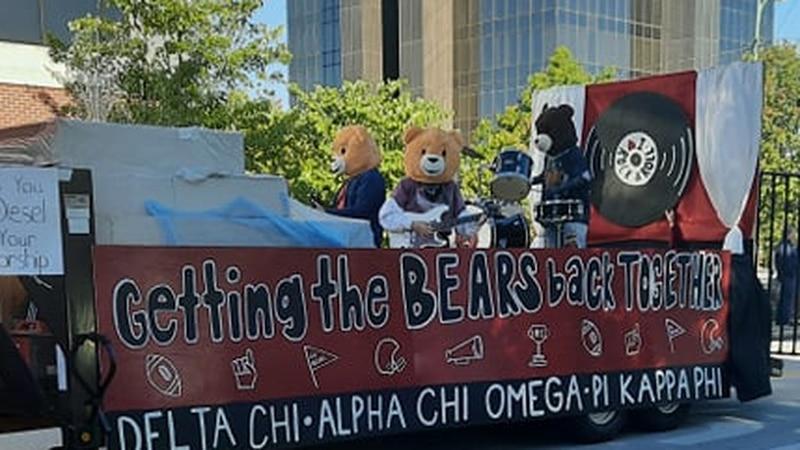 Missouri State University celebrates 100 years of Homecoming festivities