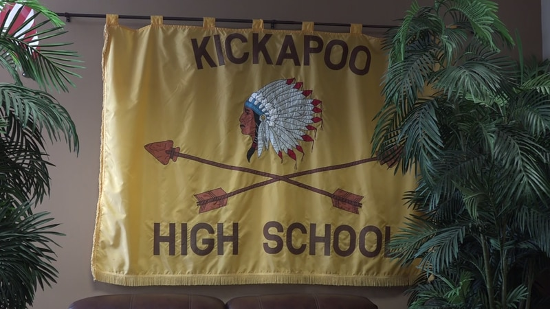 Many Kickapoo graduates have joined together, launching a petition defending the school's name,...