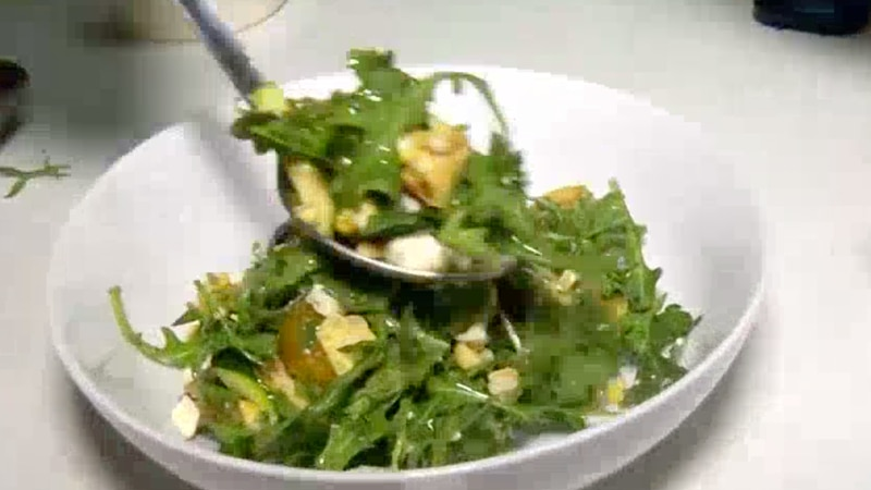 Taste of the Ozarks: Grilled Zucchini Salad
