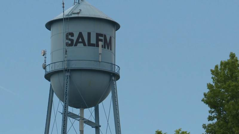 salem water tower