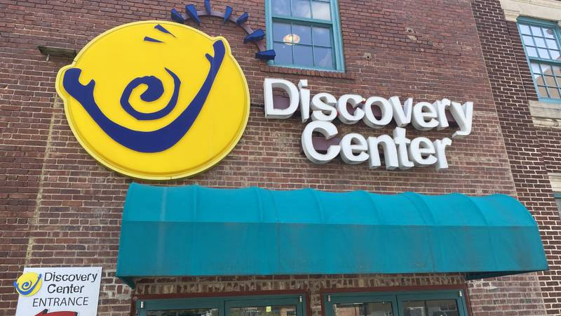 Discovery Center of Springfield is a hands on, interactive museum.