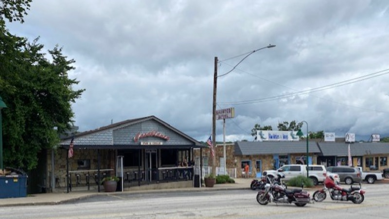 Police say shootings at a Lake Ozark restaurant are related to biker gangs.