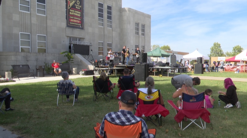 Marshfield hosted Carnivor Festival Saturday, to raise money for the Route 66 Initiative.