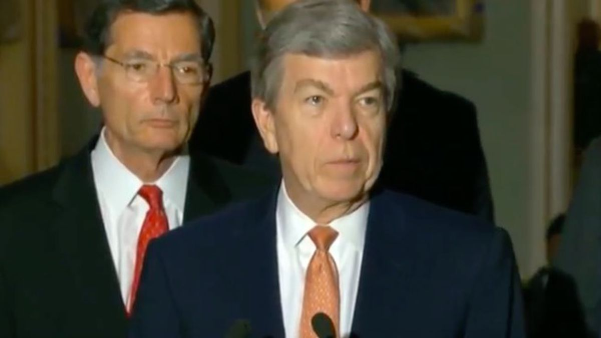 WATCH: Senator Blunt says Obamacare is failing, and don't ...