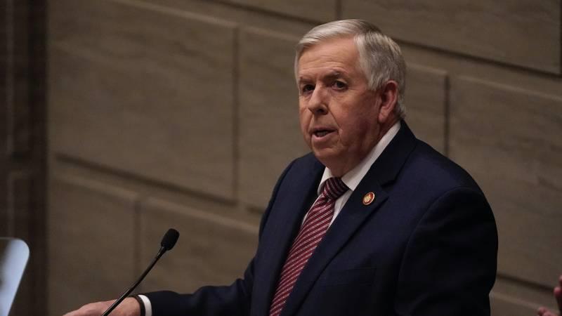Governor Parson says pardon isn't a priority.