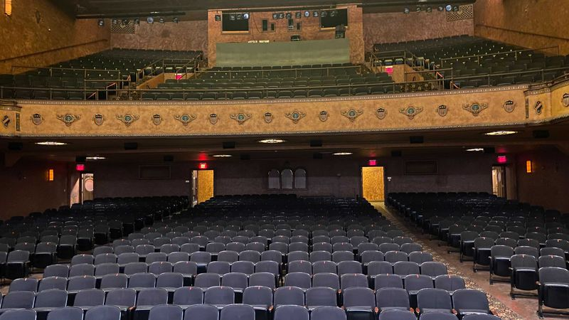 Gillioz Theater in Downtown Springfield prepares for Friday Film Series Program