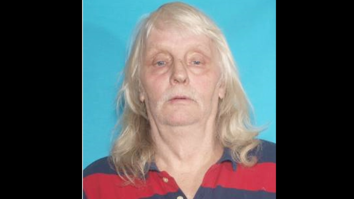 Thomas Earl Whitaker, 67, disappeared on July 6 from the 500 block of East Eldorado Street.