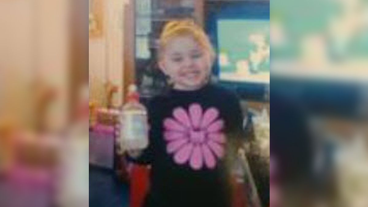 3-year-old girl missing from KCK home