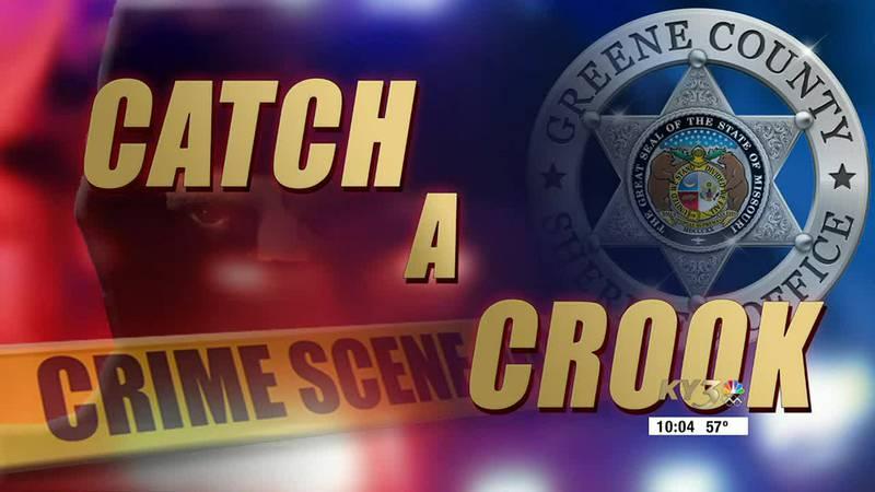 CATCH-A-CROOK: Deputies warn public of dangerous Greene County fugitive