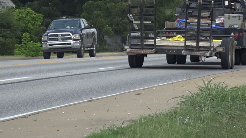 Arkansas had a bill go into affect that makes it illegal to linger in the left lane.