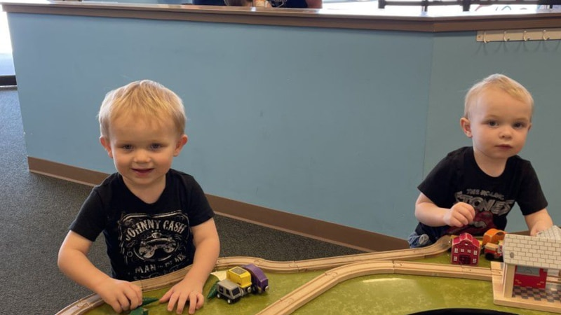 The Itty Bitty City Music Makers Club is a weekly class to help children two and up learn...