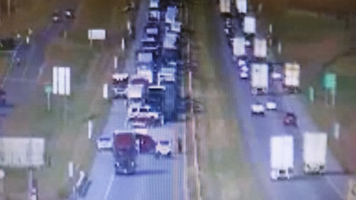 Drivers may see significant traffic delays along Interstate 44 near Strafford after a crash in...