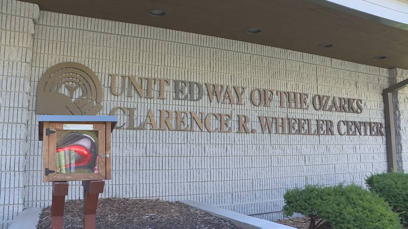 The United Way of the Ozarks his hosting their Day of Caring volunteer event on Thursday.