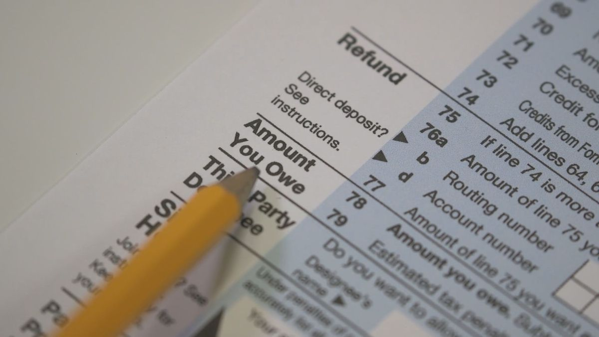 Deadline to file taxes is July 15.