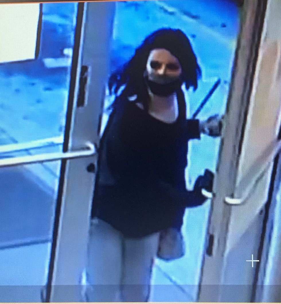 The victim also reported cash, two phone chargers and a bottle of prescription medicine as...