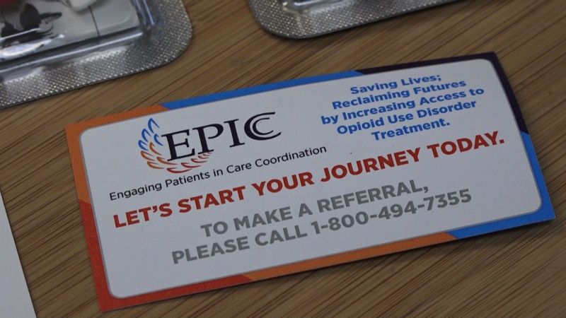 A statewide recovery program has teamed up with the Taney County Ambulance District.