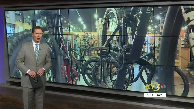Bike stores in the Ozarks report lower inventory as Christmas season begins